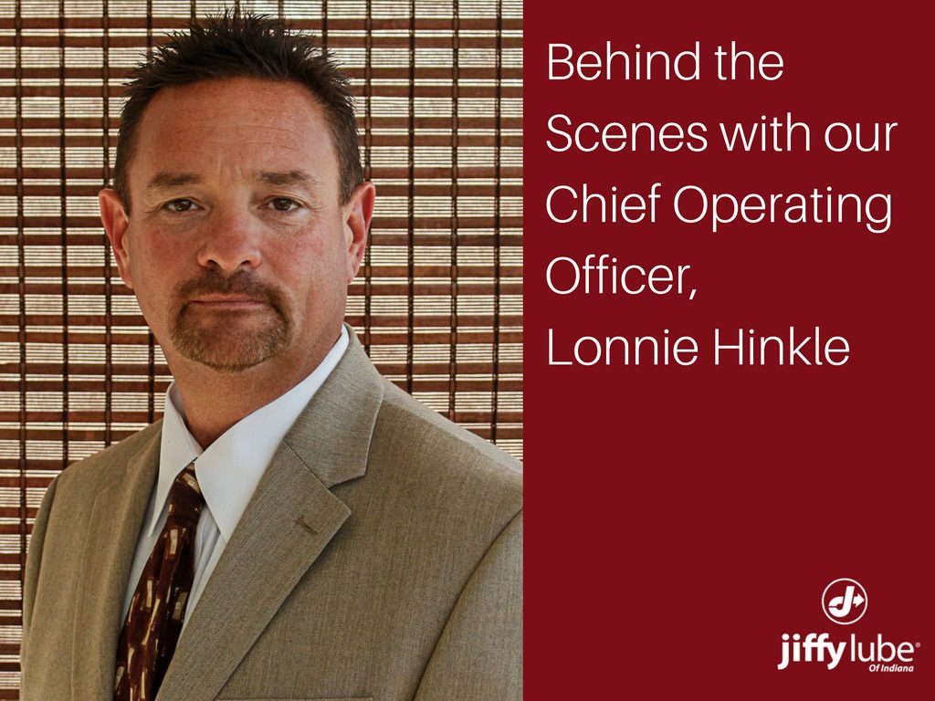 Lonnie Hinkle Blog Interview